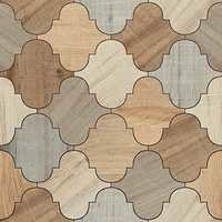Matt Wooden floor tiles