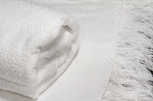 Plain Hajj Towel 800