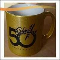 Golden Colour Mug