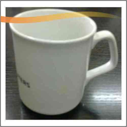 Ceramic Mug White