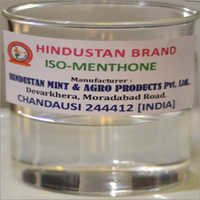 Iso- Menthone Natural  90% To 95%