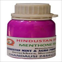 Menthone Processed