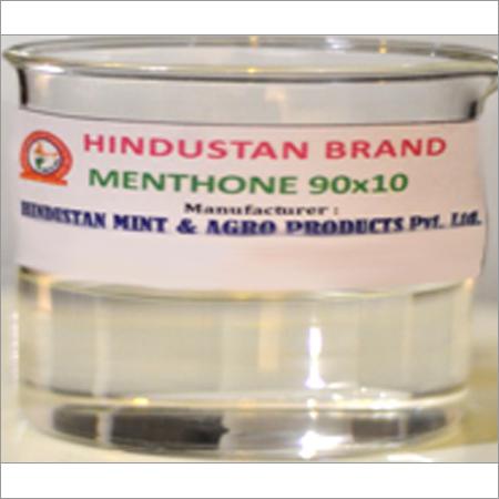 Menthone Processed 90X10