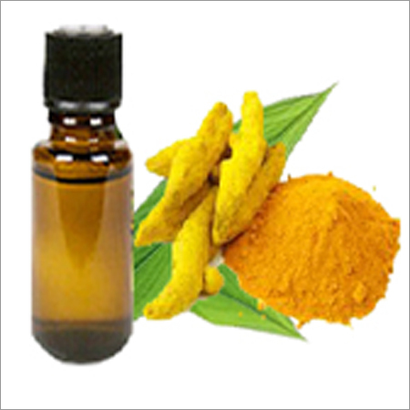 Tumeric Leaf Oil