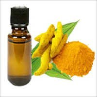 Tumeric Leaf Oil