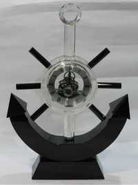 Crystal Anchor Clock