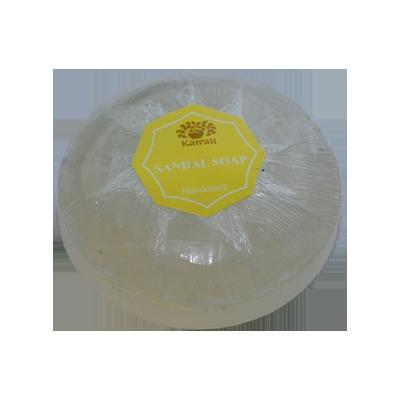 Sandal Soap (Kairali's Handmade Soap) - 100 gms