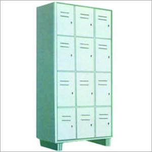 12 Locker Cabinet