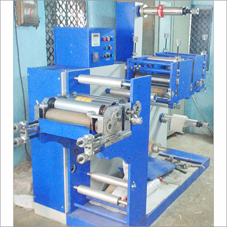 Colour Flexo Printing Machine