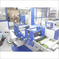 Paper Roll Cutting Die Machine