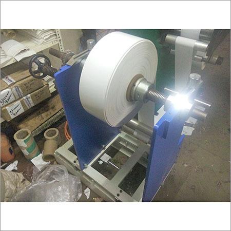 Flexo Printing Machine Web Trolley
