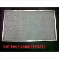 Out Door Cabinet Filter