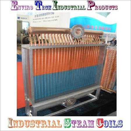 Industrial Steam Coils