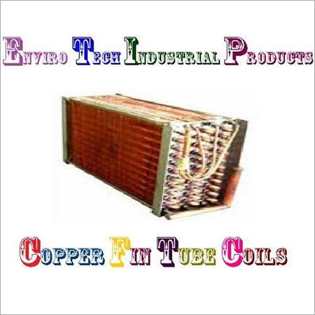 Copper Fin Tube Coils