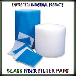 Glass Fiber Filter Pads