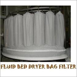 Fluid Bed Dryer Bags Filter