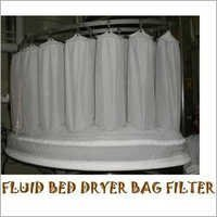 Fluid Bed Dryer Bags Filter