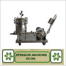 Pharmaceutical Sparkler Machines Sparkler Filter