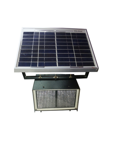 Solar Highway Flasher