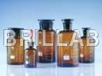 Reagent Bottles, Amber, Boro 3.3