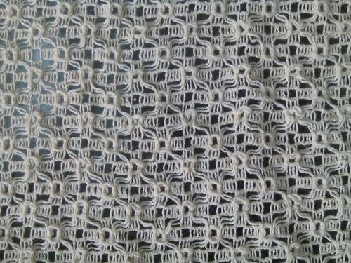 Cotton Net Fabrics