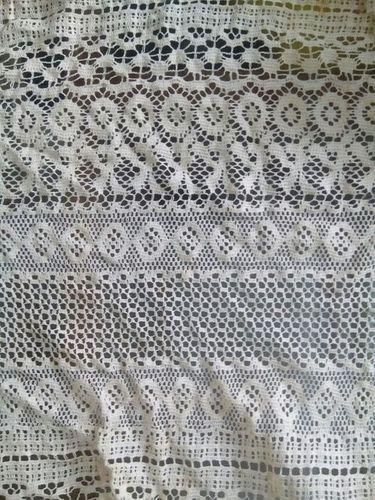 Cotton Jacquard laces