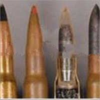Tungsten Alloy Machine Gun Bullet