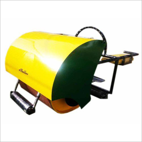 Cricket Pitch Electric Roller (750kg Capacity)