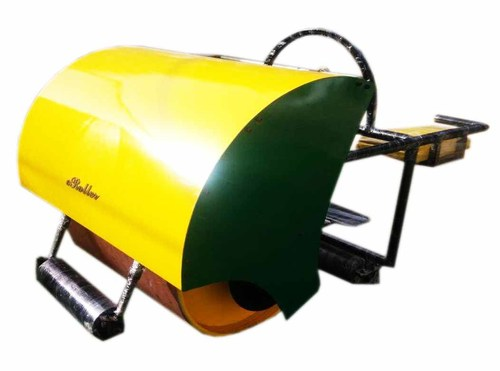 Cricket Pitch Petrol cum Electric Roller (1 Ton)