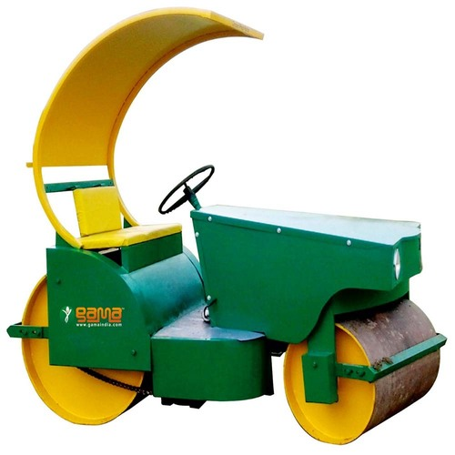 Cricket Pitch Petrol cum Electric Roller (1.5 Ton)