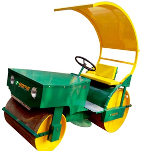Cricket Pitch Diesel Cum Electric Roller (3 Ton)