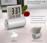 Swing LED Clock