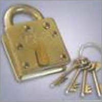 Defence Galvanised Iron Padlocks