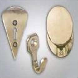 Locker Key Plate SS