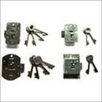 Steel Furniture Locks