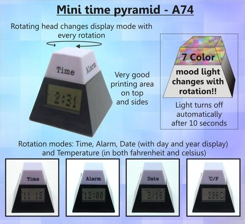 Mini Time Pyramid