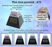 Mini Time Pyramid