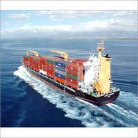 Sea Cargo Freight Forwarding