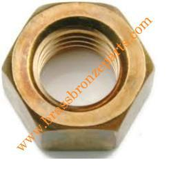 Bronze Hex Nuts