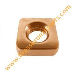 Bronze Square Nuts