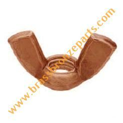 Bronze Wing Nuts