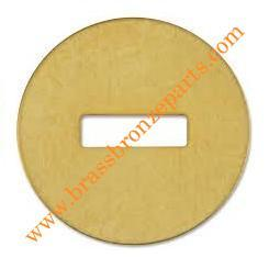 Bronze Square Washers