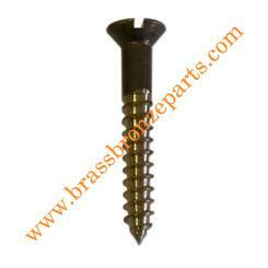 Bronze Wood Screws