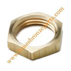 Brass Lock Nuts