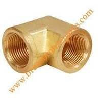 Brass 90 Female Elbow