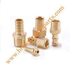 Brass Hose Connector
