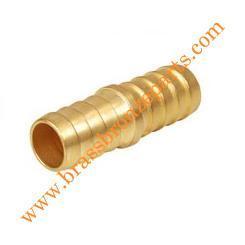 Brass Union Nipple