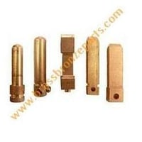 Brass Charger Pin Flat