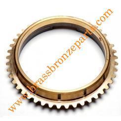 Brass Synchronizer Rings