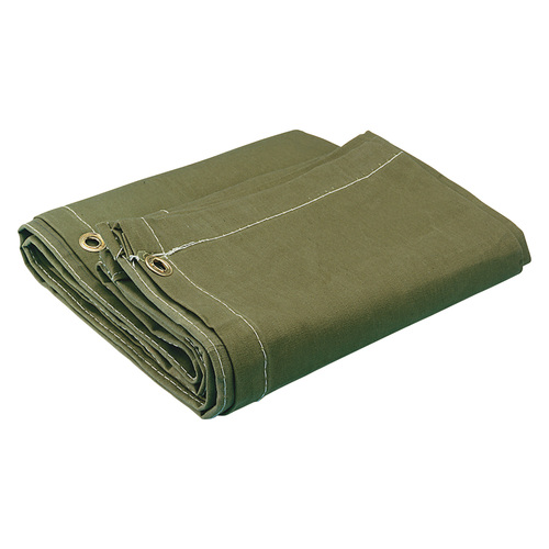 09 CHEMICAL (GREEN) Tarpaulins
